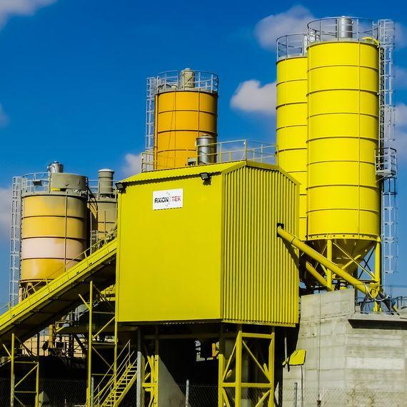 Продвижение сайта бетонного завода ООО Опт-Трейд в городе Видное