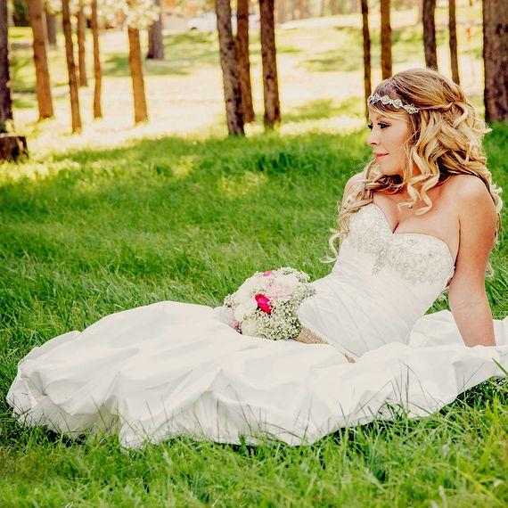 Landing page для салона свадебных и вечерних платьев Жасмин в городе Одинцово